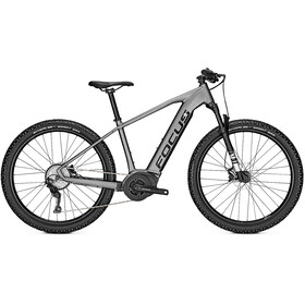 FOCUS Jarifa² 6.7 Plus E-MTB Hardtail grey